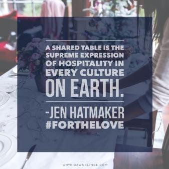 hospitality,+Jen+Hatmaker,+#forthelove